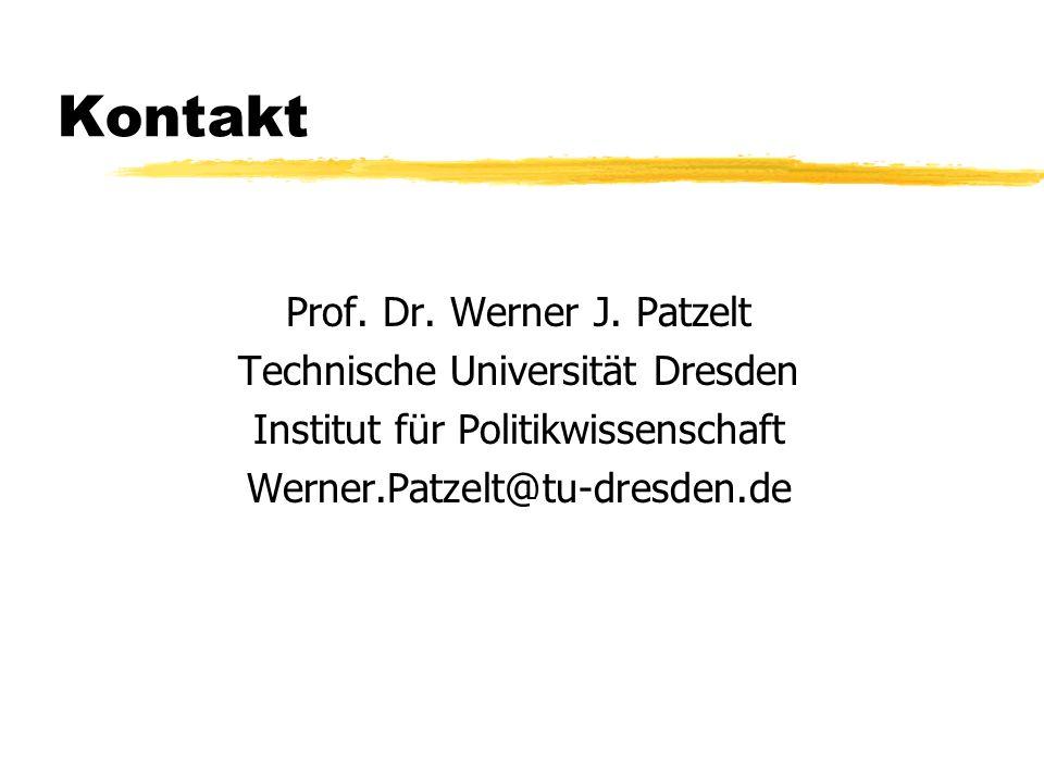 Kontakt Prof. Dr. Werner J.