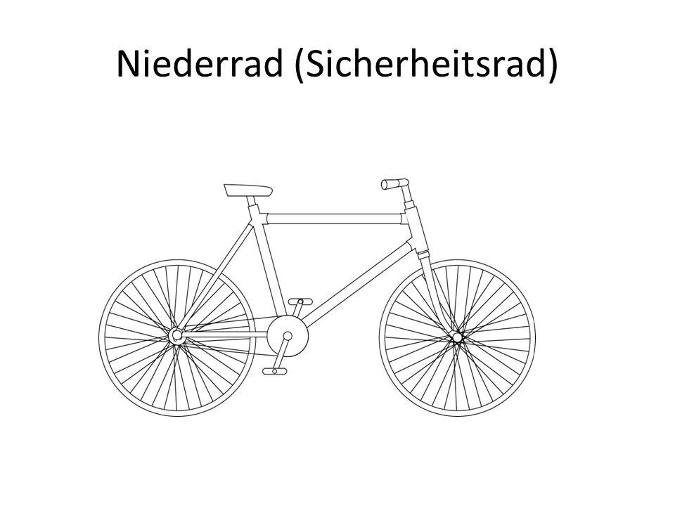 Niederrad (Sicherheitsrad)