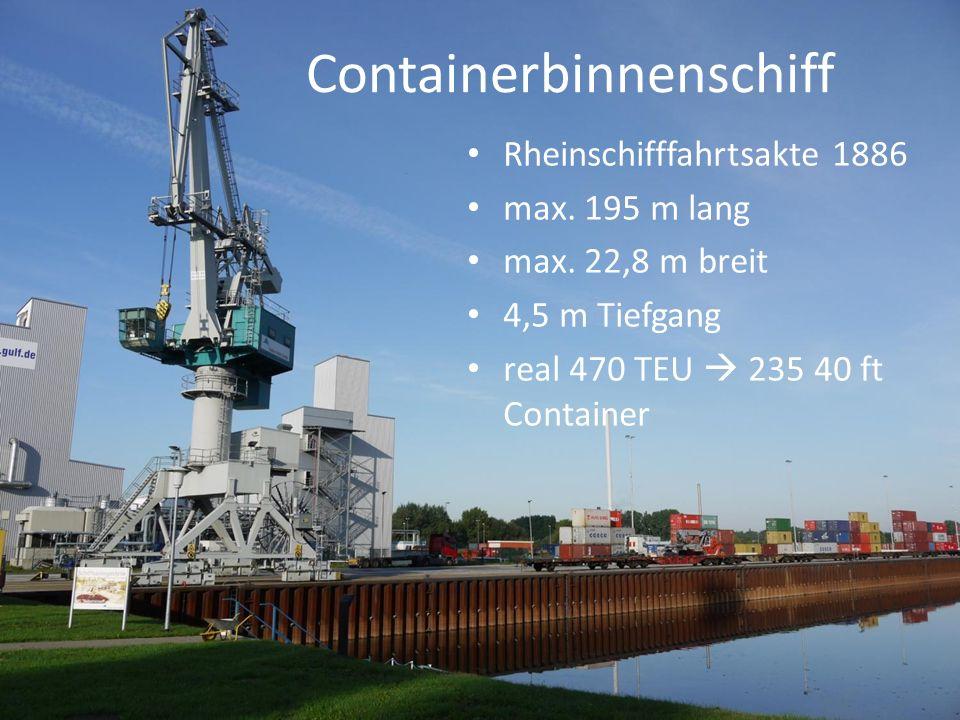 Containerbinnenschiff