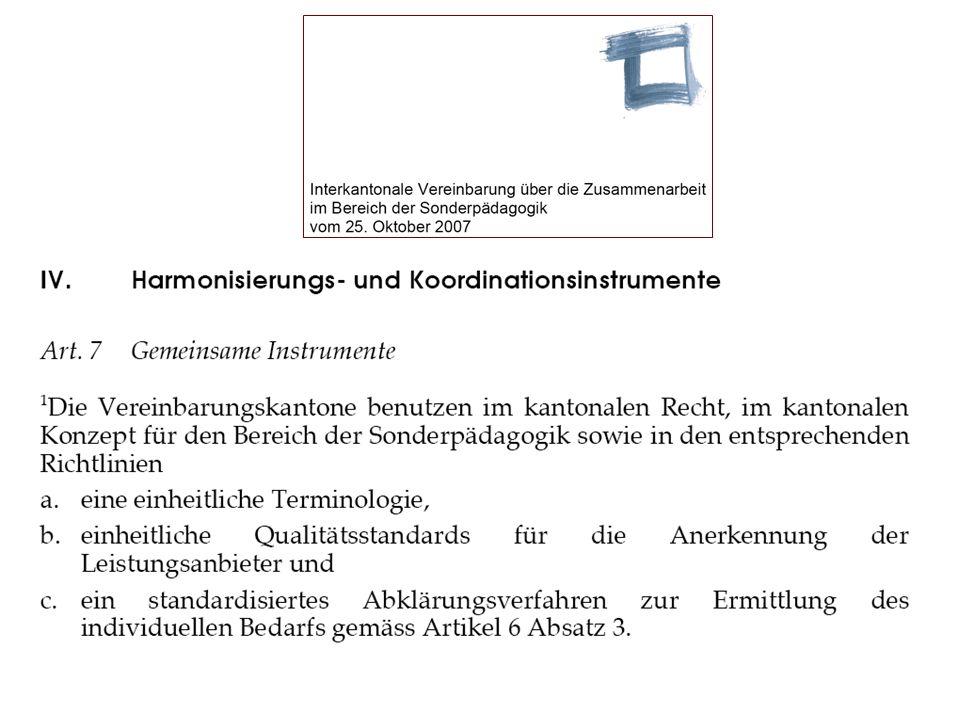 Konzeption und konkrete Umsetzung des Standardisierten Abklärugsverfahrens