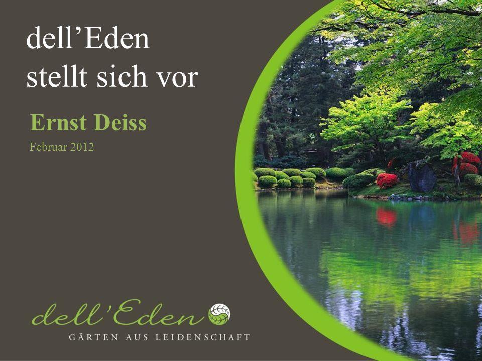 dell'Eden stellt sich vor