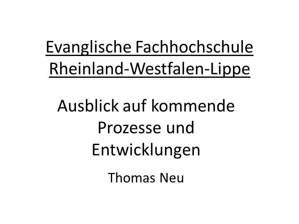 Evanglische Fachhochschule Rheinland-Westfalen-Lippe