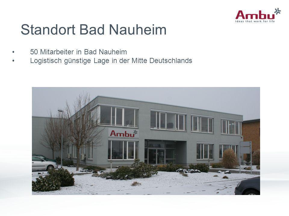 Standort Bad Nauheim 50 Mitarbeiter in Bad Nauheim