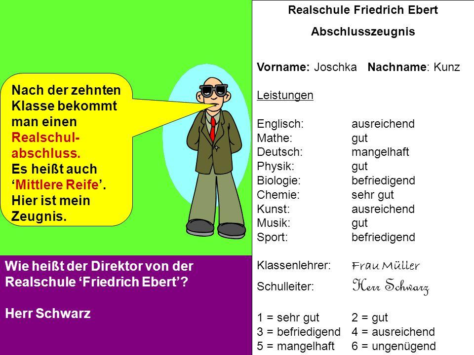 Realschule Friedrich Ebert