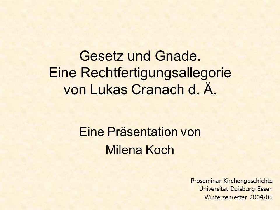 Eine Präsentation von Milena Koch