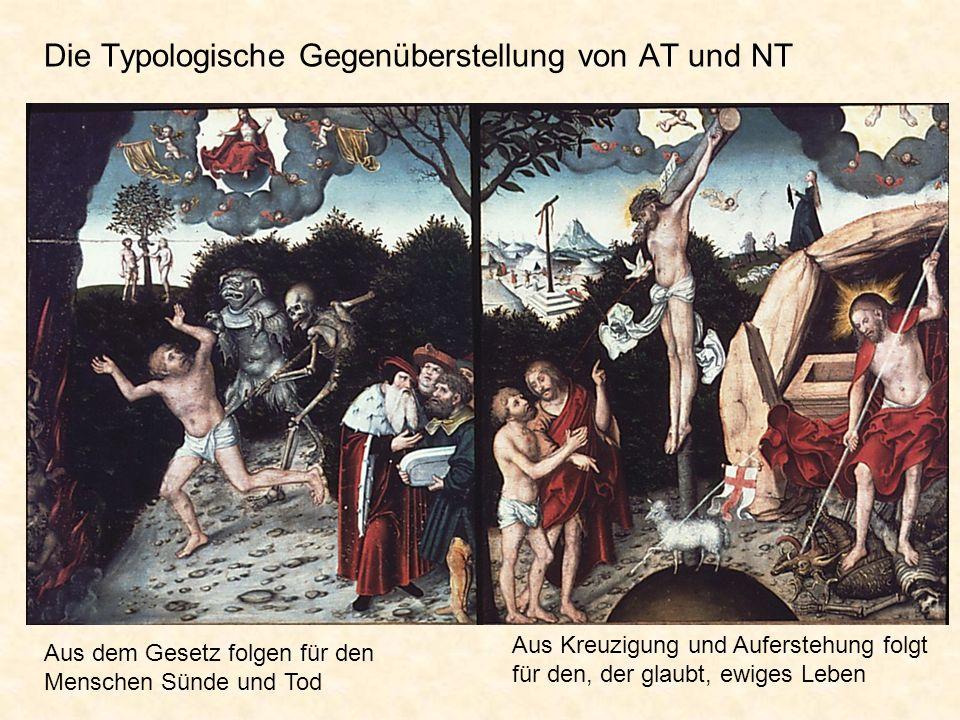 Die Typologische Gegenüberstellung von AT und NT