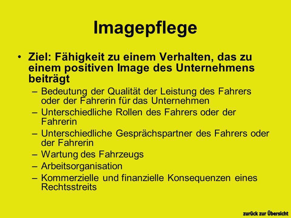 Imagepflege zurück zur Übersicht