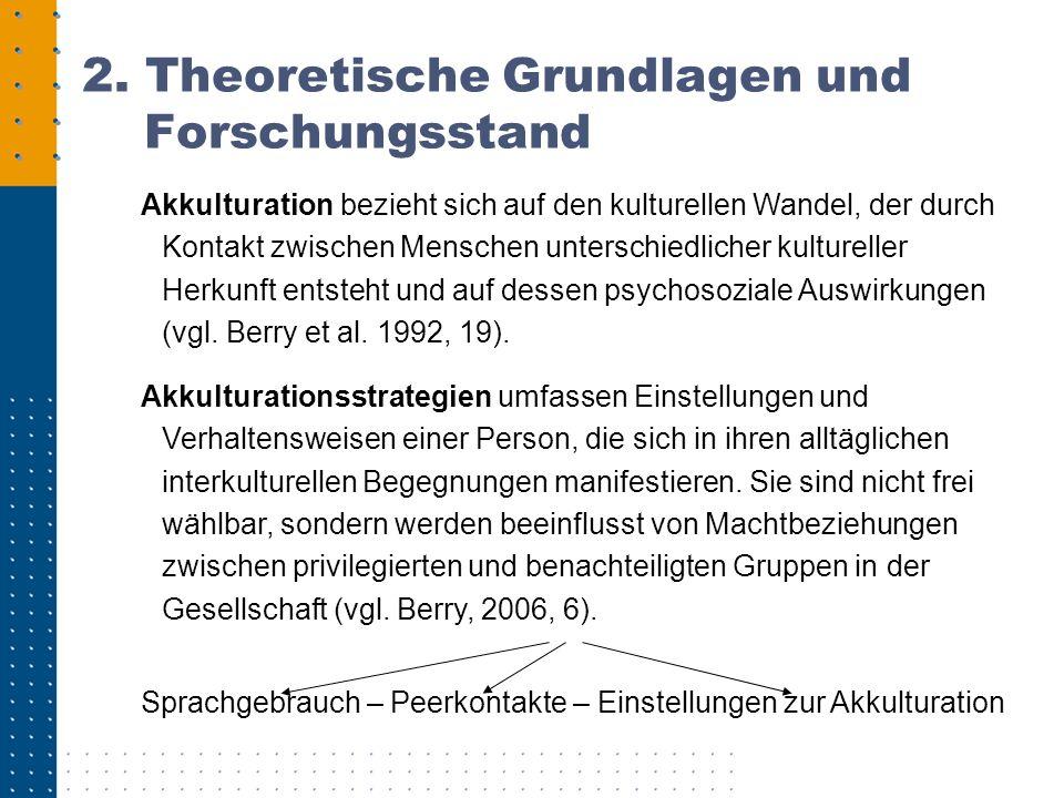 2. Theoretische Grundlagen und Forschungsstand