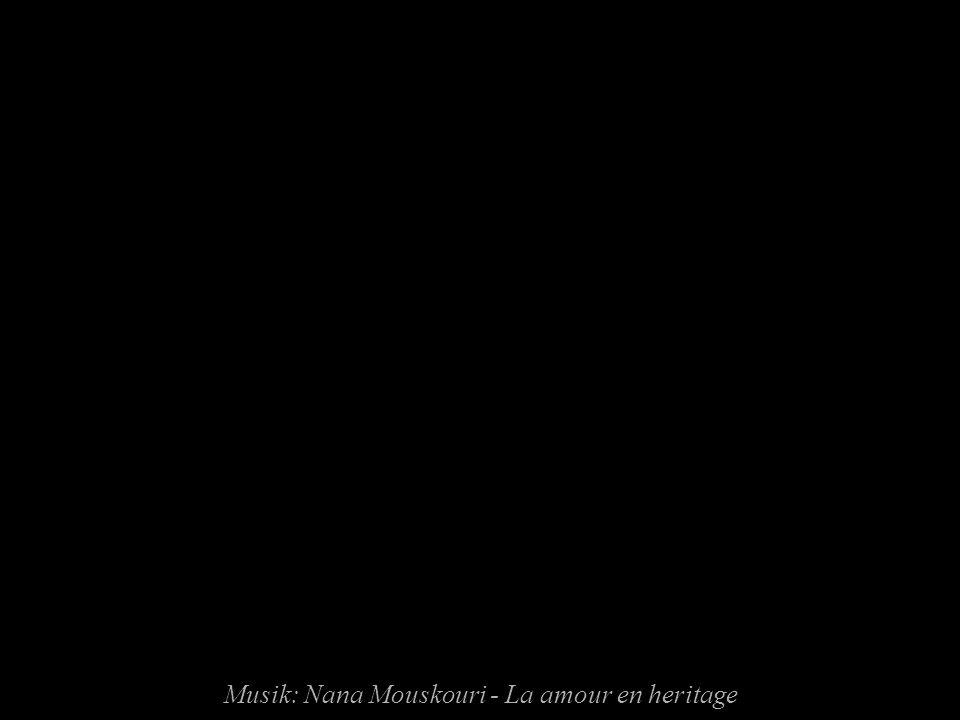 Musik: Nana Mouskouri - La amour en heritage