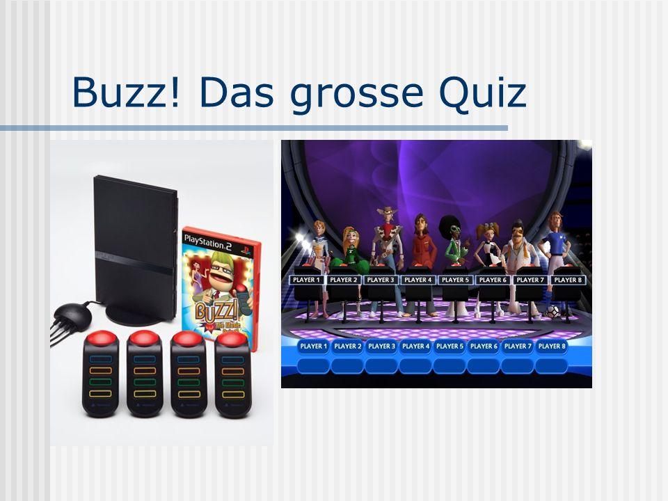 Buzz! Das grosse Quiz