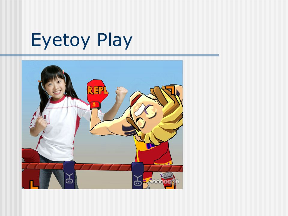 Eyetoy Play