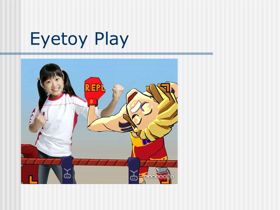 Eyetoy Play