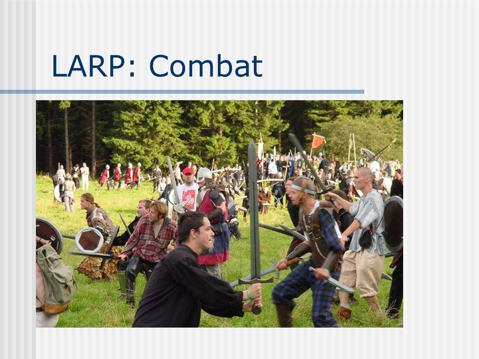 LARP: Combat Drachenfest