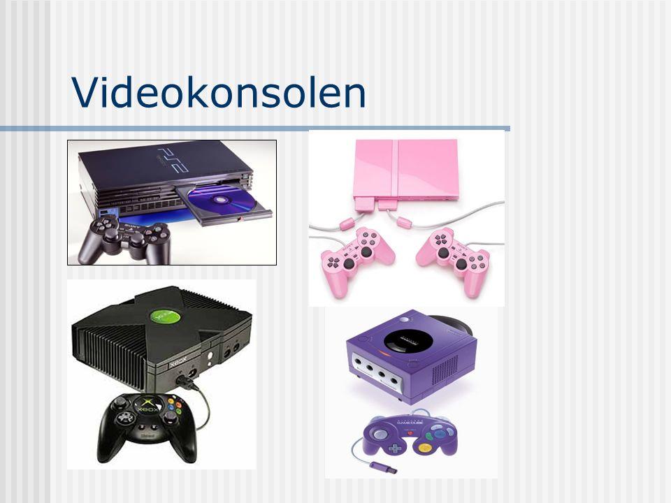 Videokonsolen