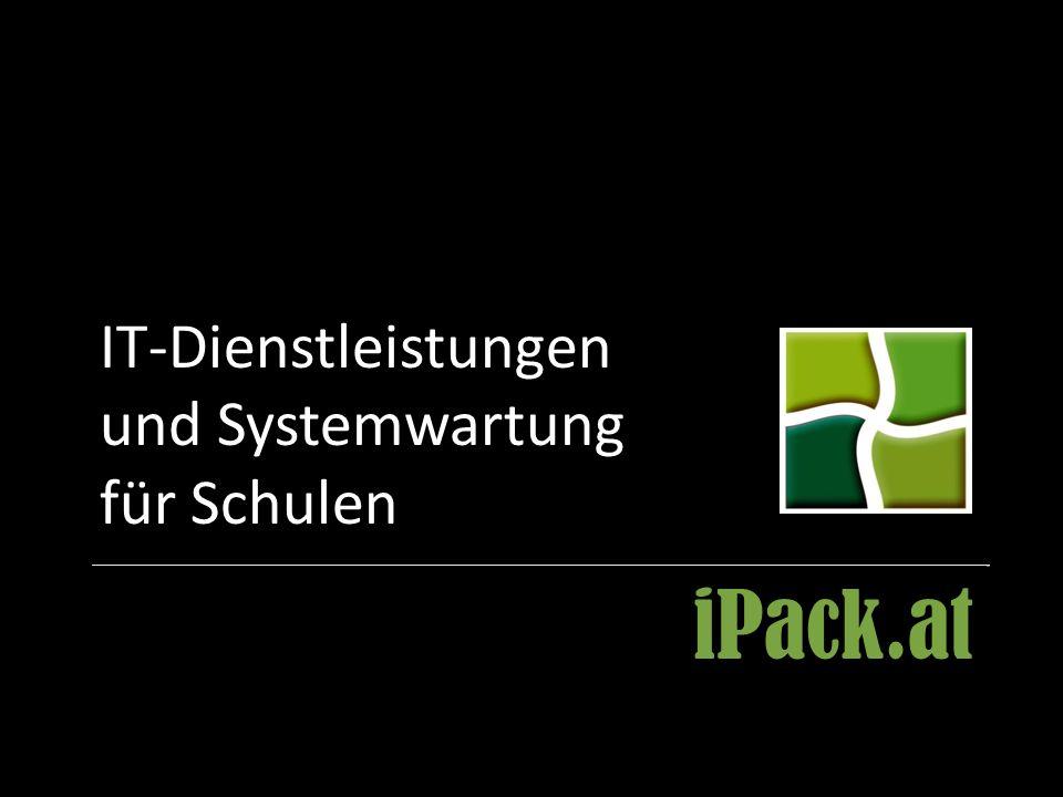 iPack: IT Dienstleistung & Wartung
