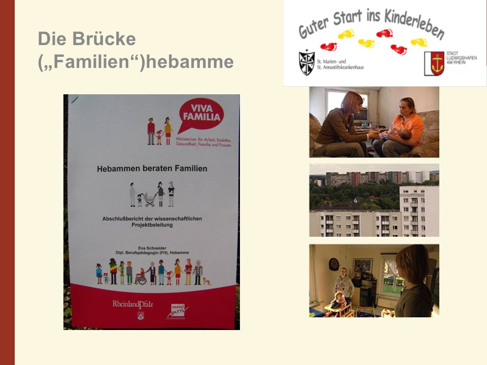 "Die Brücke (""Familien )hebamme"