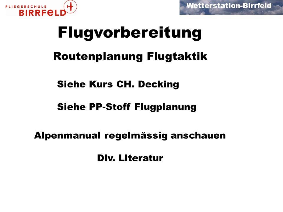 Alpenmanual regelmässig anschauen Div. Literatur