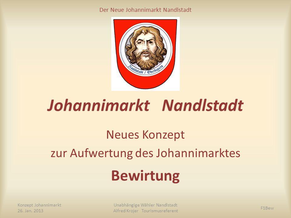 Johannimarkt Nandlstadt