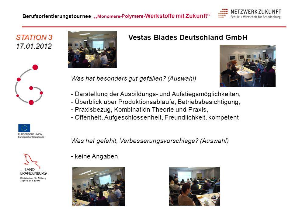 Vestas Blades Deutschland GmbH