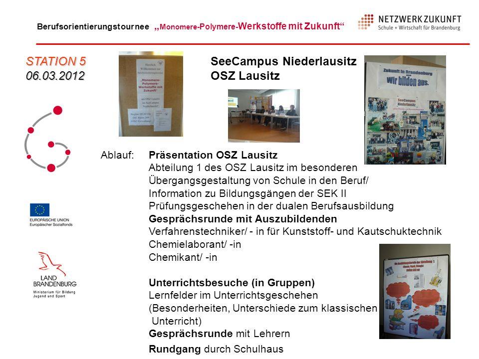 SeeCampus Niederlausitz OSZ Lausitz