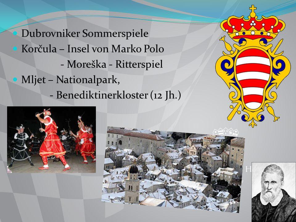 Dubrovniker Sommerspiele