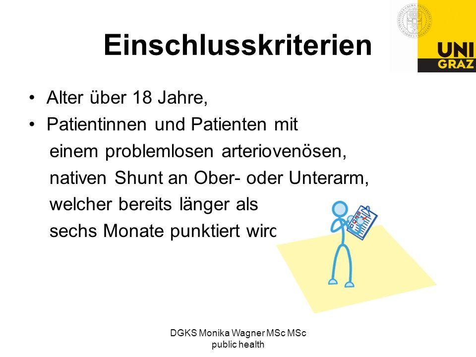 DGKS Monika Wagner MSc MSc public health