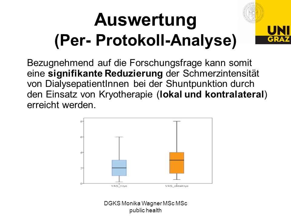 Auswertung (Per- Protokoll-Analyse)