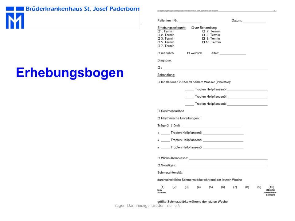 Träger: Barmherzige Brüder Trier e.V.
