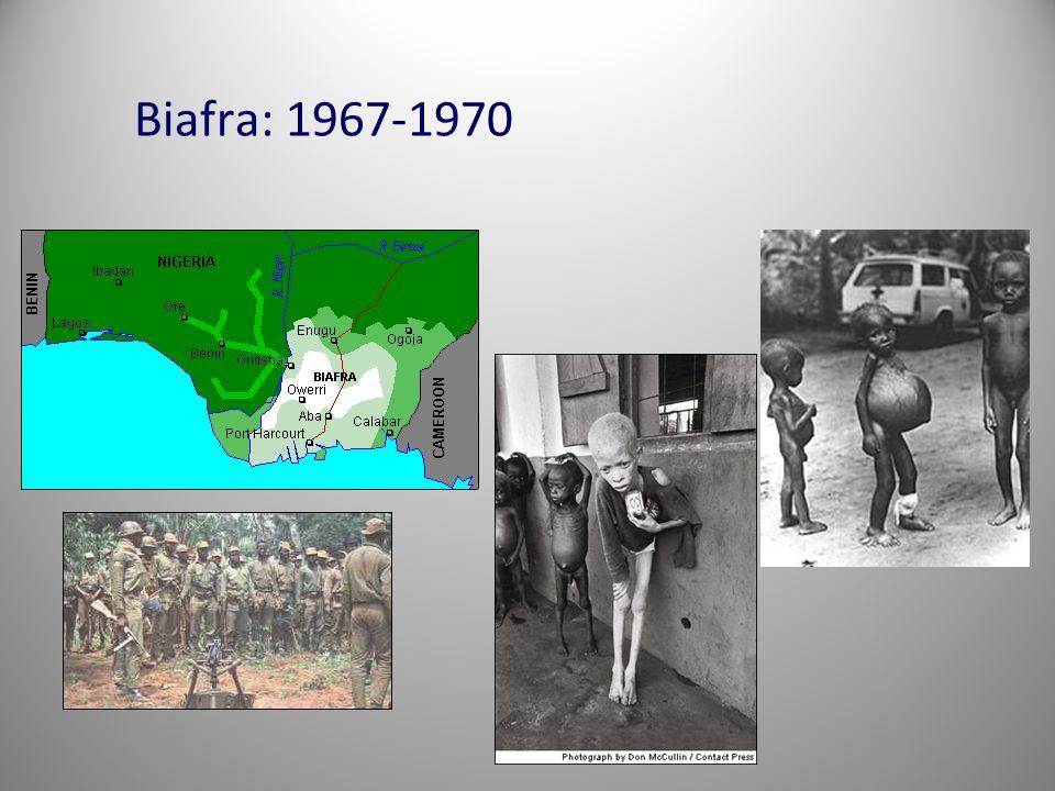 Biafra: 1967-1970