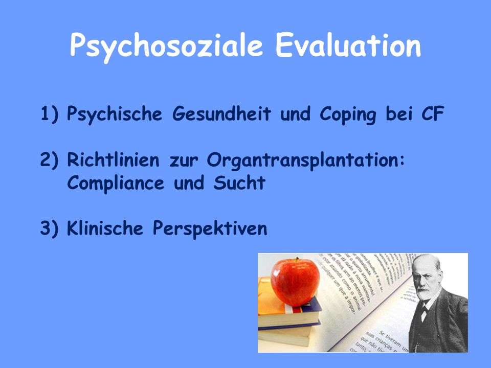 Psychosoziale Evaluation