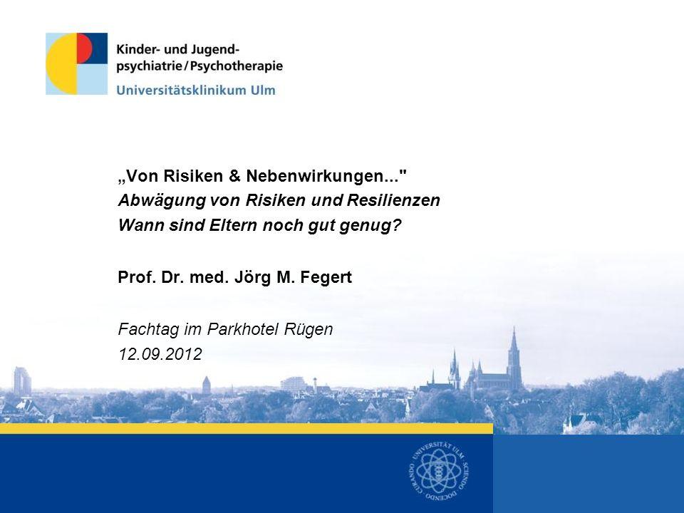 """""""Von Risiken & Nebenwirkungen"""