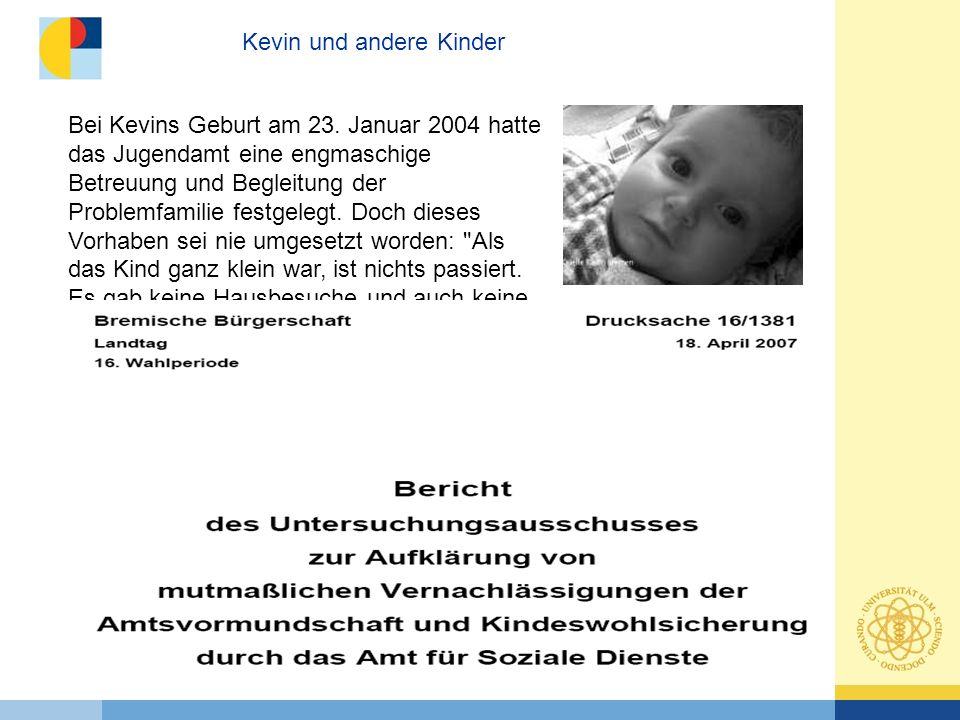 Kevin und andere Kinder