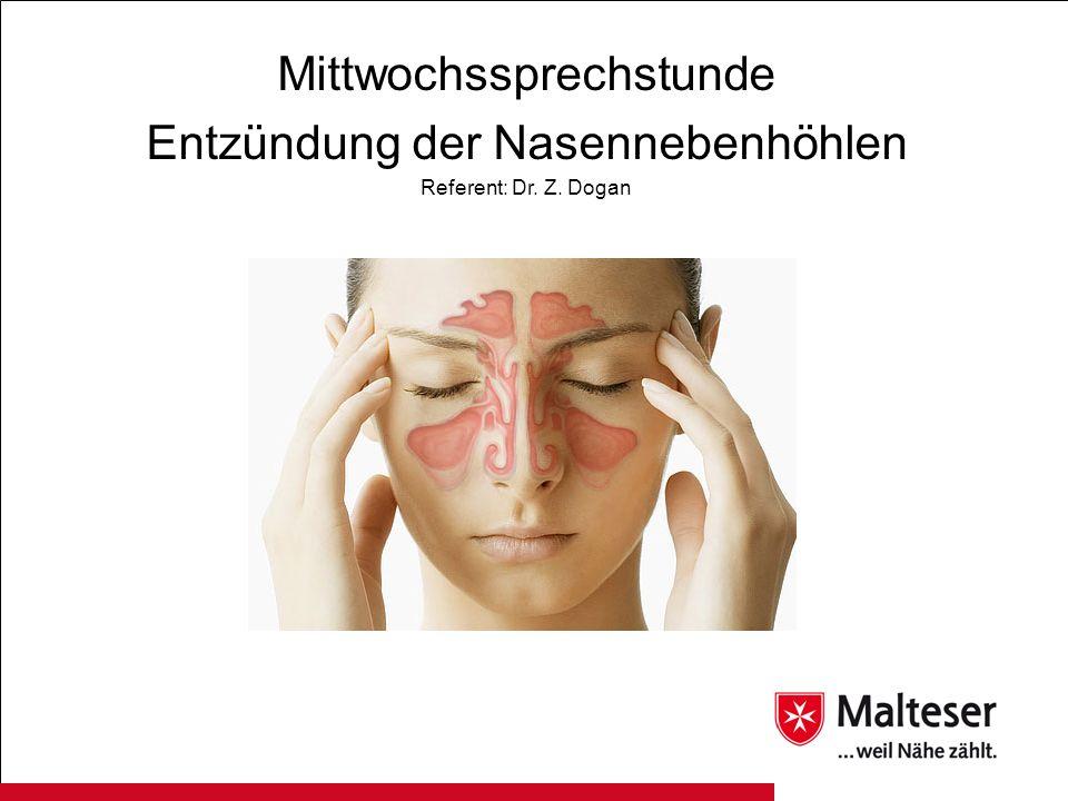 Großzügig Anatomie Der Nasennebenhöhlen Galerie - Menschliche ...