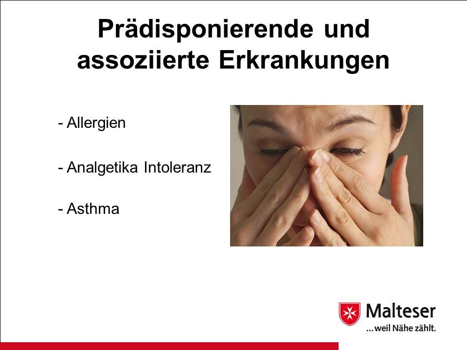 Prädisponierende und assoziierte Erkrankungen
