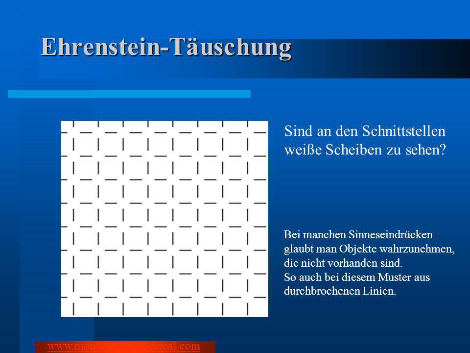 Ehrenstein-Täuschung