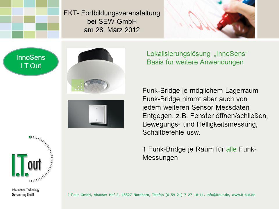FKT- Fortbildungsveranstaltung bei SEW-GmbH am 28. März 2012
