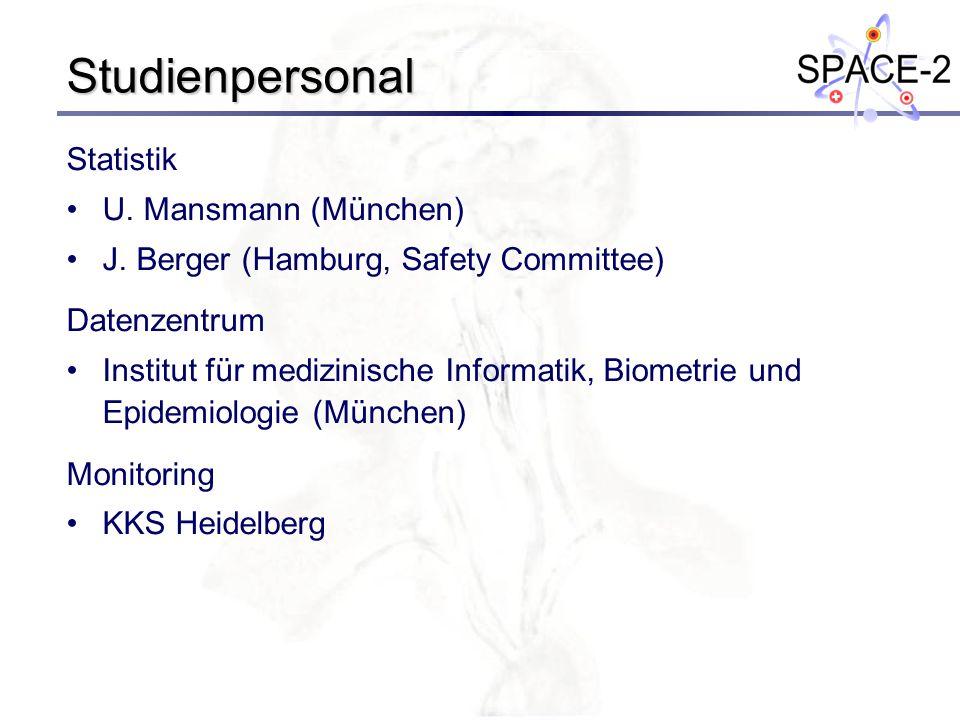 Studienpersonal Statistik U. Mansmann (München)