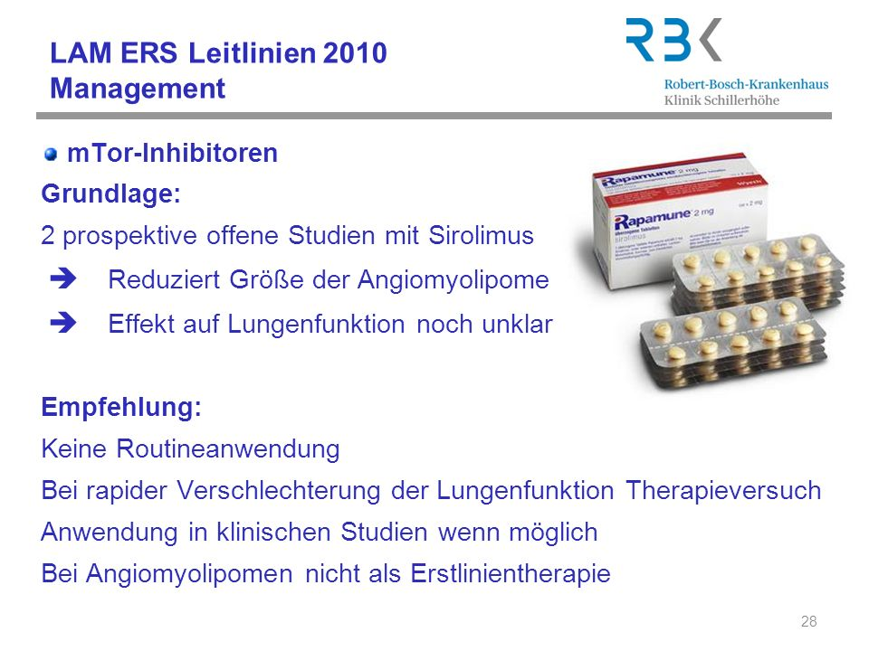 LAM ERS Leitlinien 2010 Management