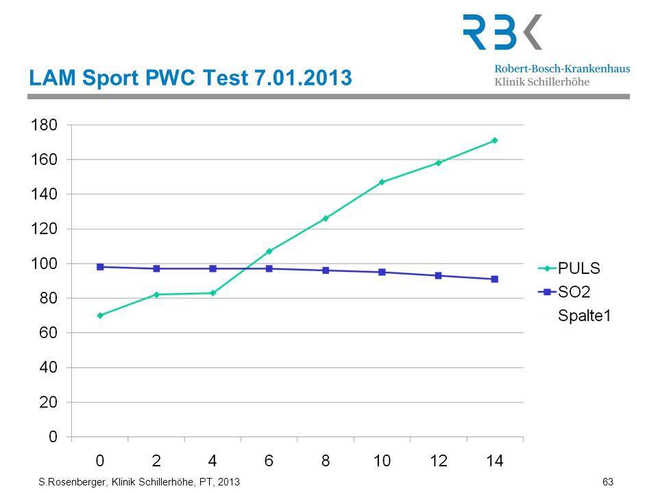 LAM Sport PWC Test 7.01.2013