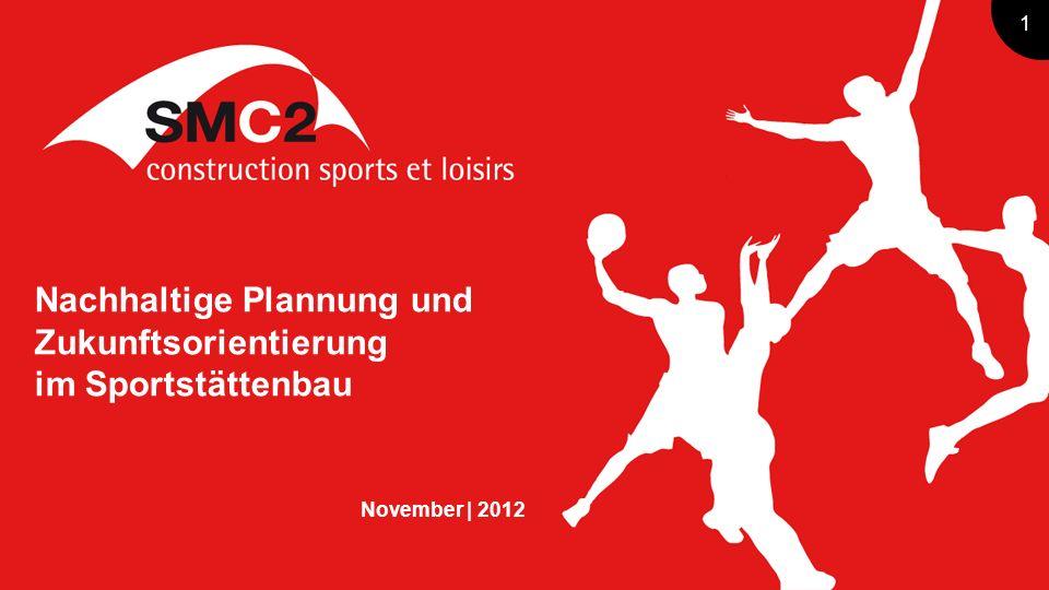 Nachhaltige Plannung und Zukunftsorientierung im Sportstättenbau