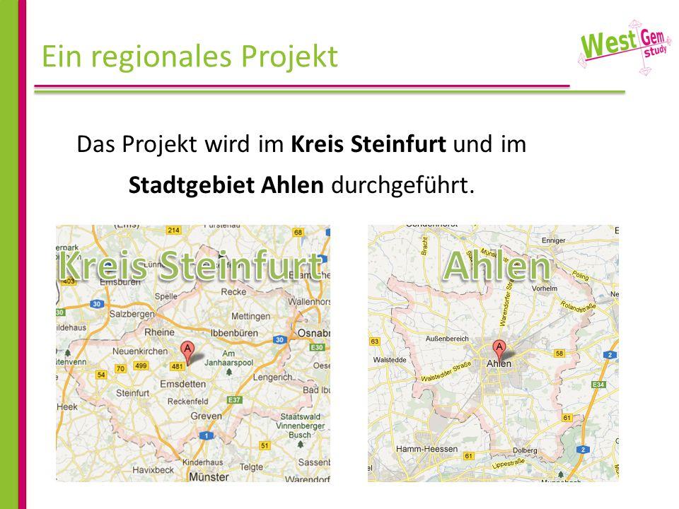 Ein regionales Projekt