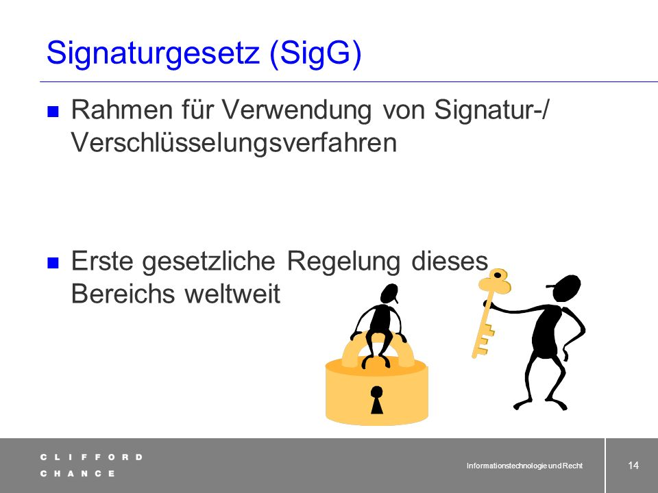 Signaturgesetz (SigG)
