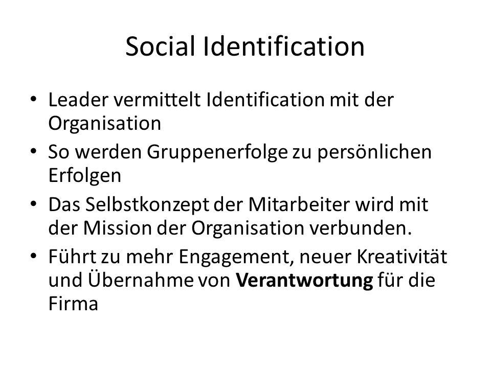 Social Identification
