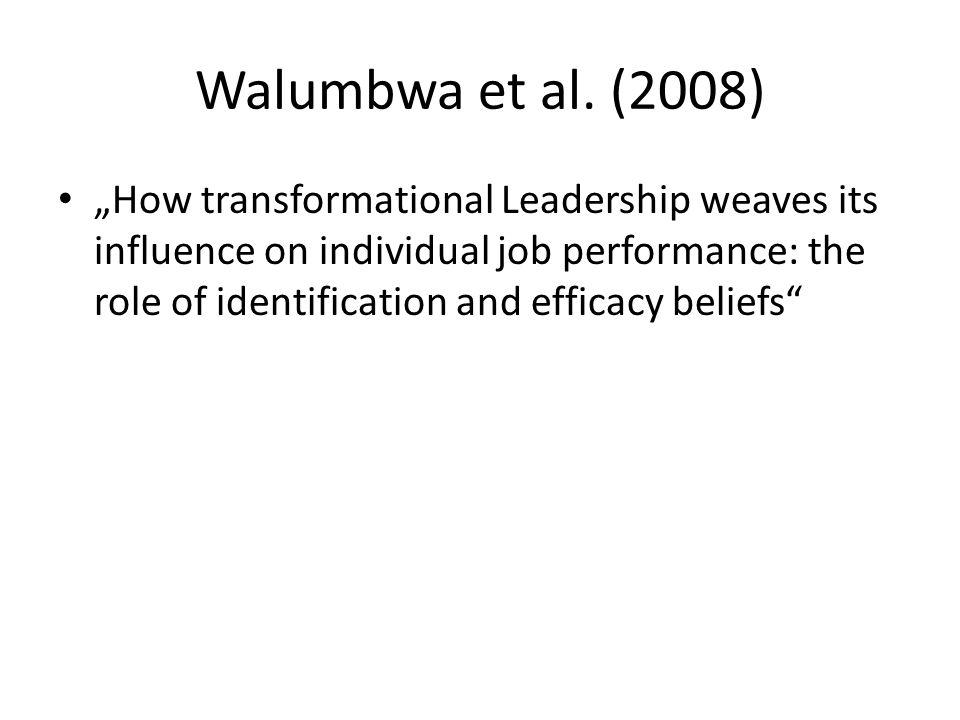 Walumbwa et al. (2008)