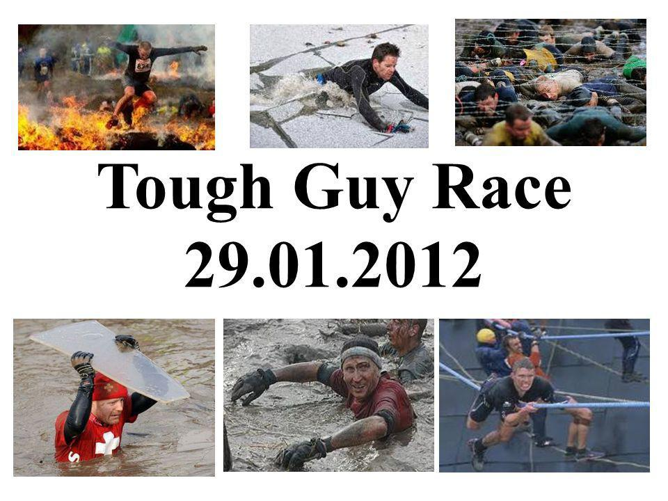 Tough Guy Race 29.01.2012