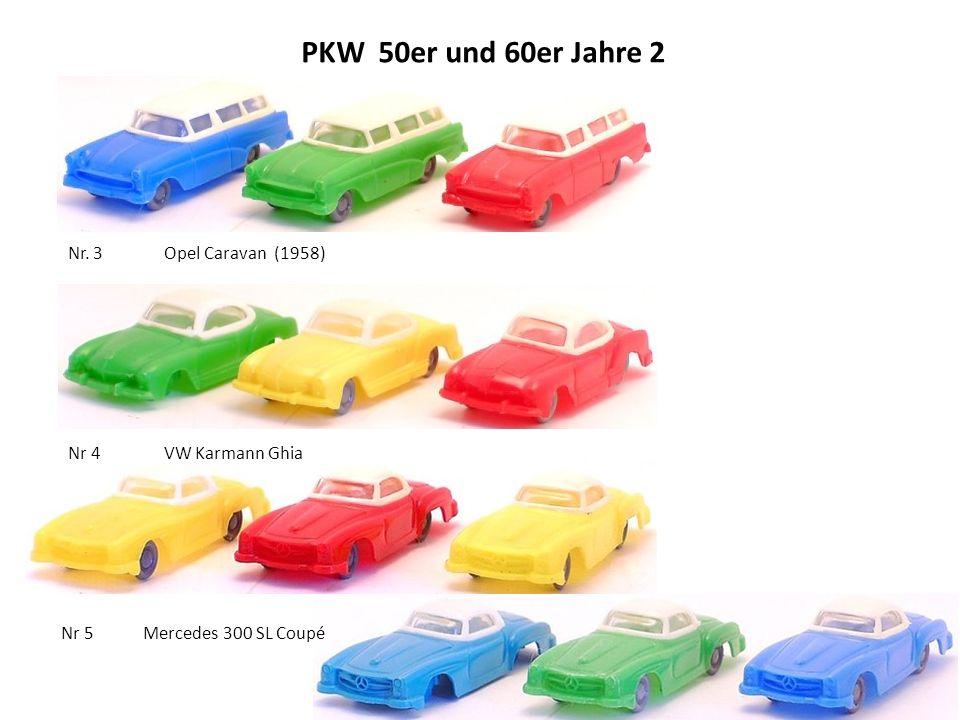PKW 50er und 60er Jahre 2 Nr. 3 Opel Caravan (1958)