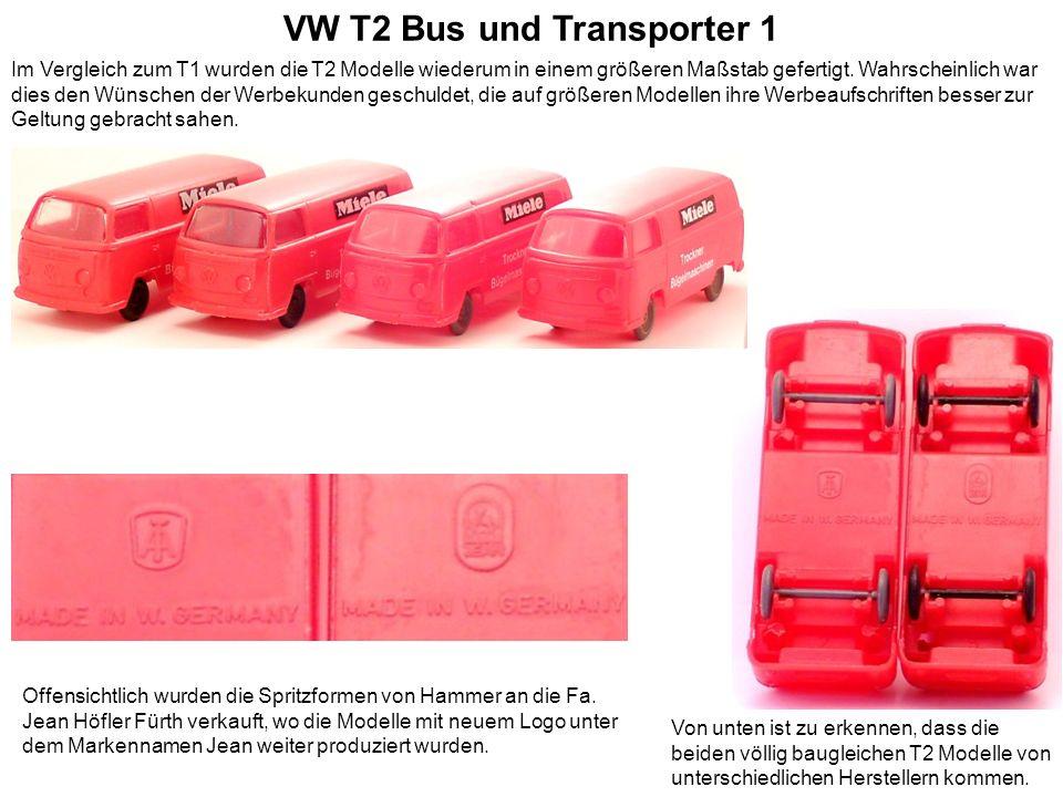 VW T2 Transporter
