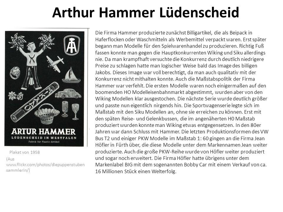 Arthur Hammer Lüdenscheid