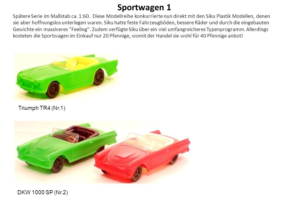Sportwagen 1