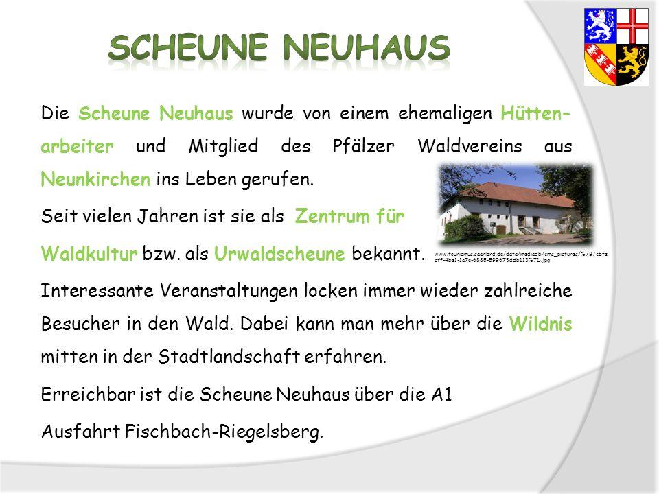 Scheune Neuhaus